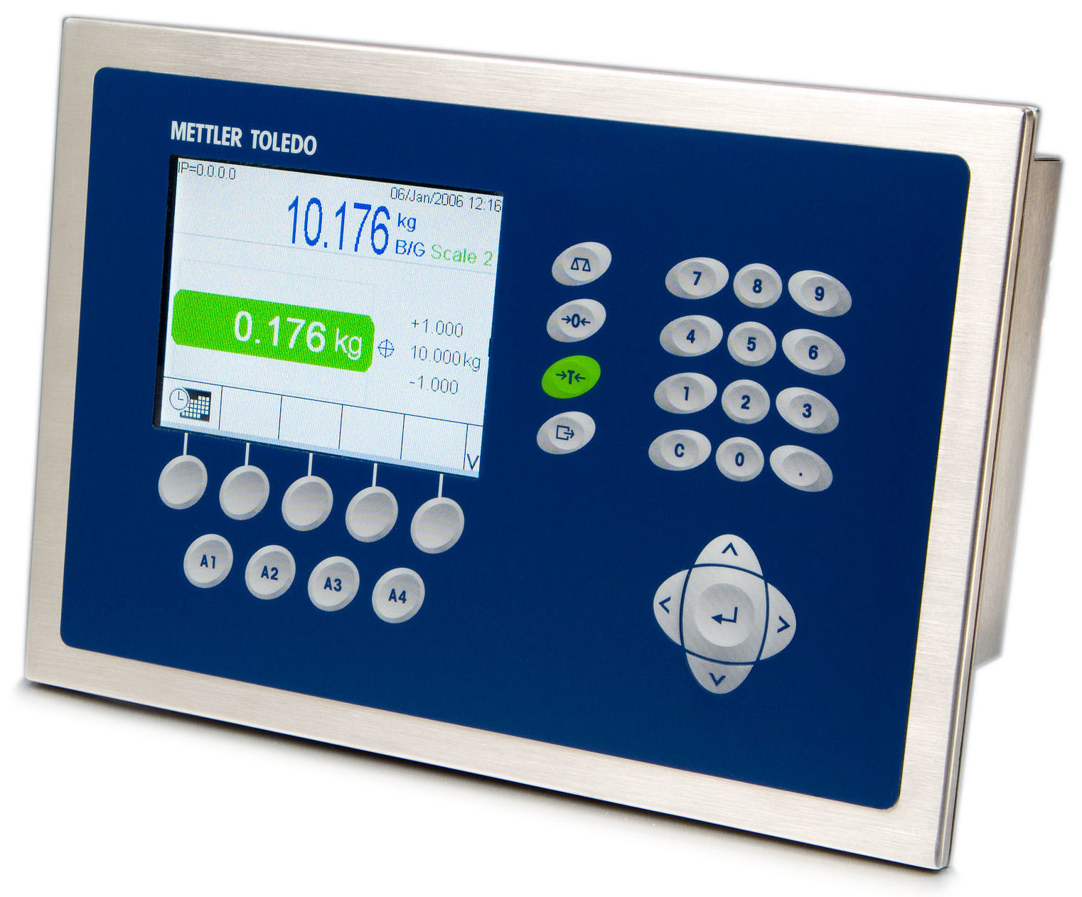 mettler toledo rm40 user manual
