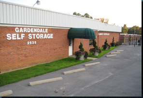 gardendale self stoage