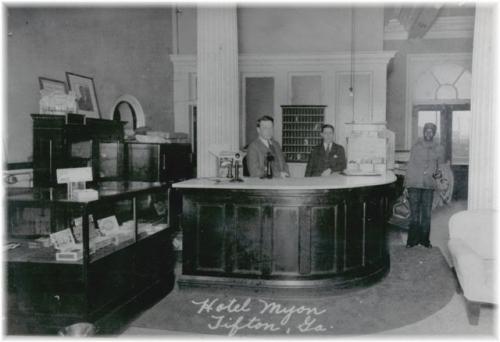 Old Myon Lobby