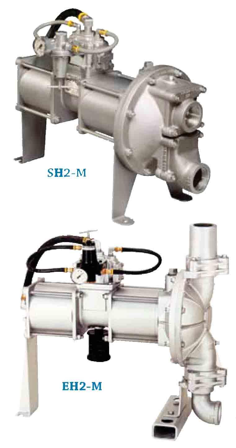 Warren Rupp Hi-Pressure Pumps