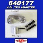 4 0l conversion parts hesco tps adapter 640177