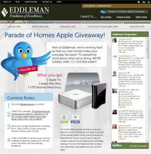 Eddleman Properties Goes Interactive