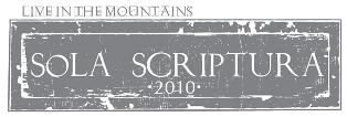 Sola Scriptura Logo